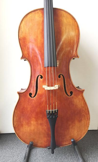 Struna Maestro 4/4 Cello Outfit (includes Bow, Soft Case & Pro Set-Up)