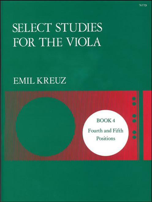 Kreuz, Emil: Select Studies. Book 4