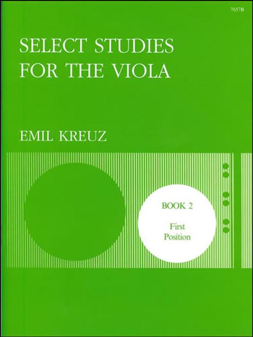 Kreuz, Emil: Select Studies. Book 2