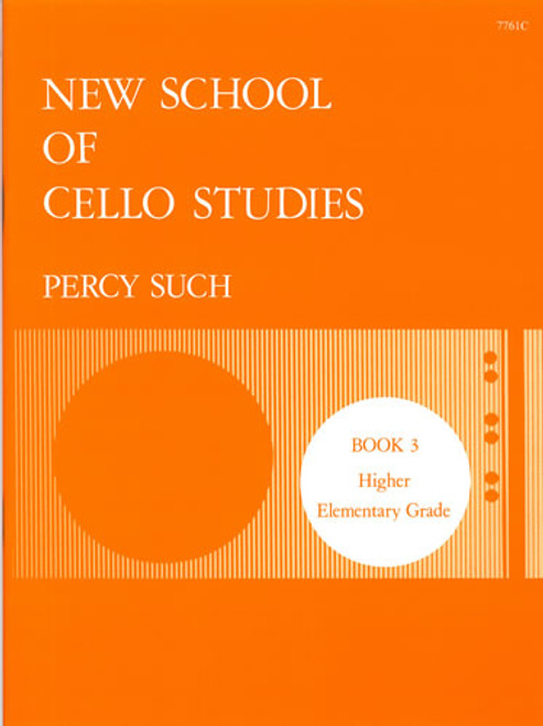 New School Of Cello Studies Book 3 by Percy Such