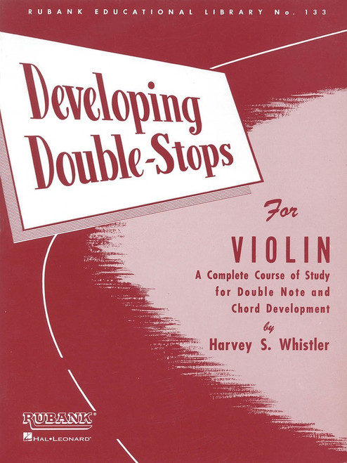 Whistler, Harvey: Developing Double Stops For Violin