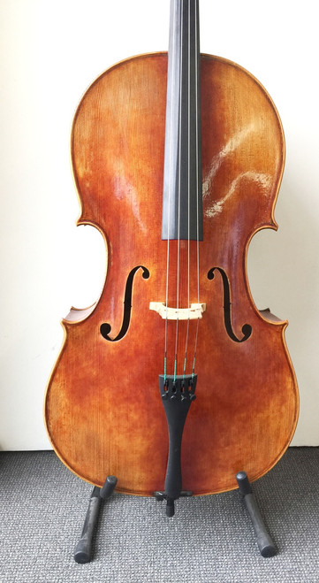 Struna Master 4/4 Cello Outfit (includes Bow, Soft Case & Pro Set-Up)