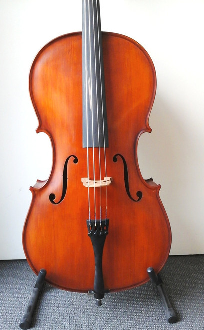 Gliga III 4/4 Cello Outfit (includes Bow, Soft Case & Pro Set-Up)