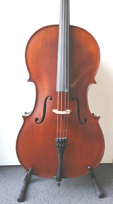 Gliga II 4/4 Cello Outfit (includes Bow, Soft Case & Pro Set-Up)