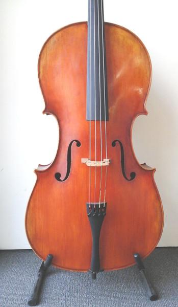 4/4 Raggetti Master (Davidov) No 6.3 (Cello Only with Pro Set-Up)