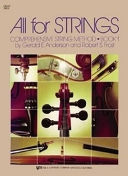 All For Strings Book 1 for Double Bass