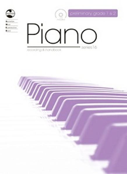 AMEB Piano Preliminary to Grade 2 Recording & Handbook