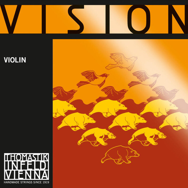 Vision Violin String Set