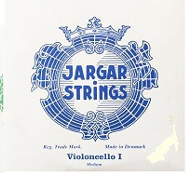 """""""G"""" Jargar Cello String 4/4 (single) Medium Tension"""