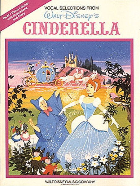 Vocal Selections from Disney's Cinderella