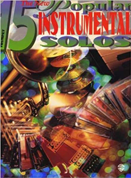 The New 15 Popular Instrumental Solos for Trumpet