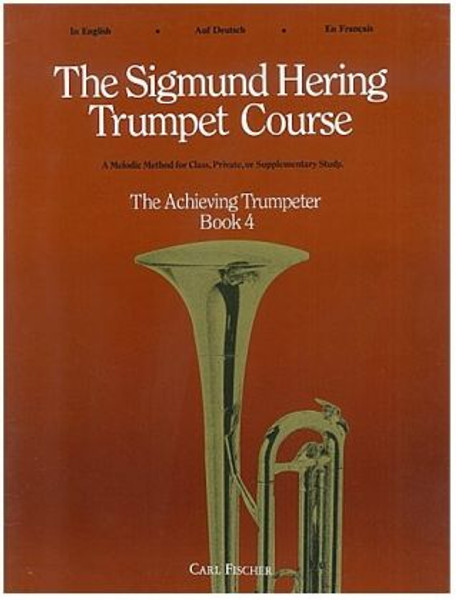 The Achieving Trumpeter - Book 4