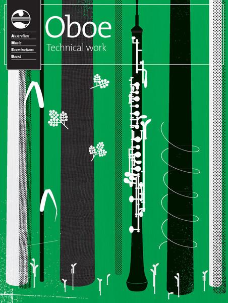 AMEB Oboe Series 1 Technical Workbook