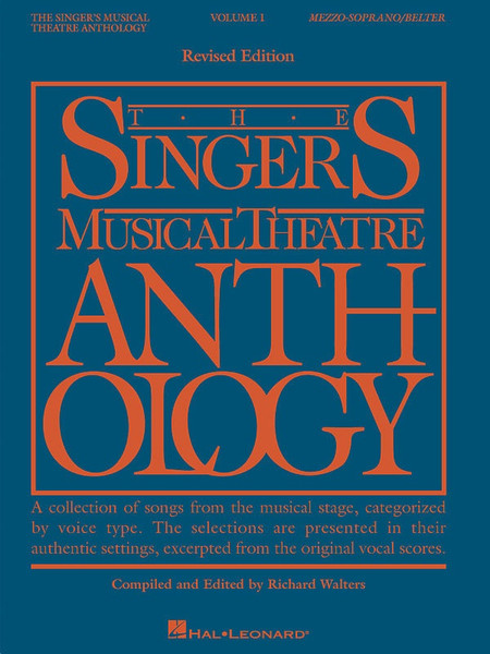 The Singers Musical Theatre Anthology for Mezzo-Soprano/Belter