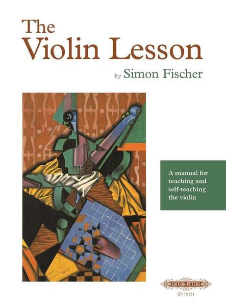 Fischer, Simon: The Violin Lesson