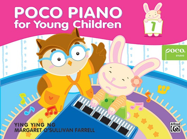 Poco Piano for Young Children Book 1