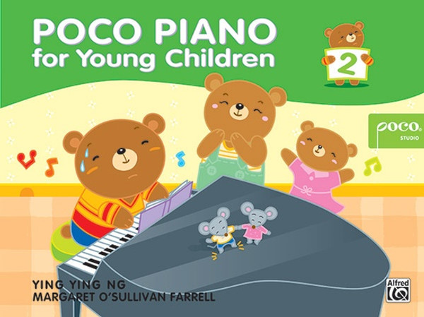 Poco Piano for Young Children Book 2