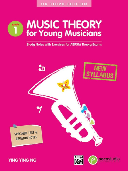 Music Theory for Young Musicians Grade 1