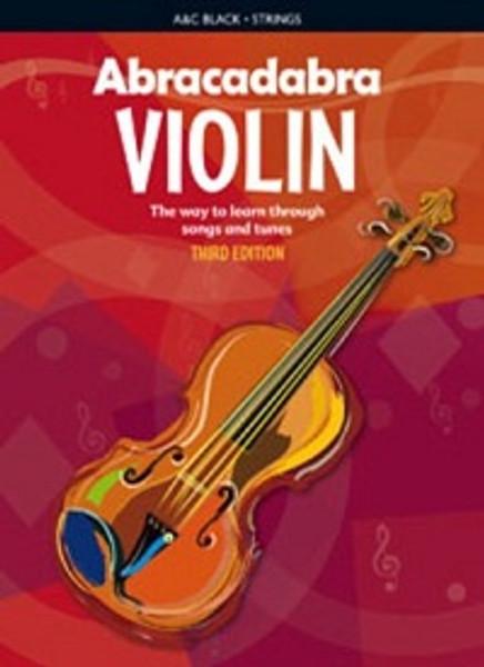 Abracadabra Violin 3rd Edition