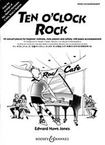 Ten O'Clock Rock for Viola