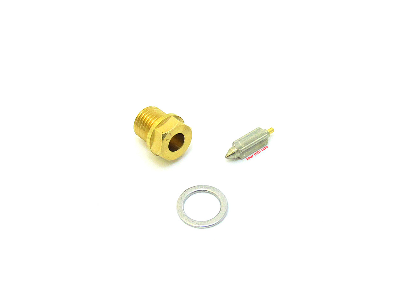 16011-375-004 Genuine Honda 2.5 Float Needle Valve Assembly CB100 CB125 CB72