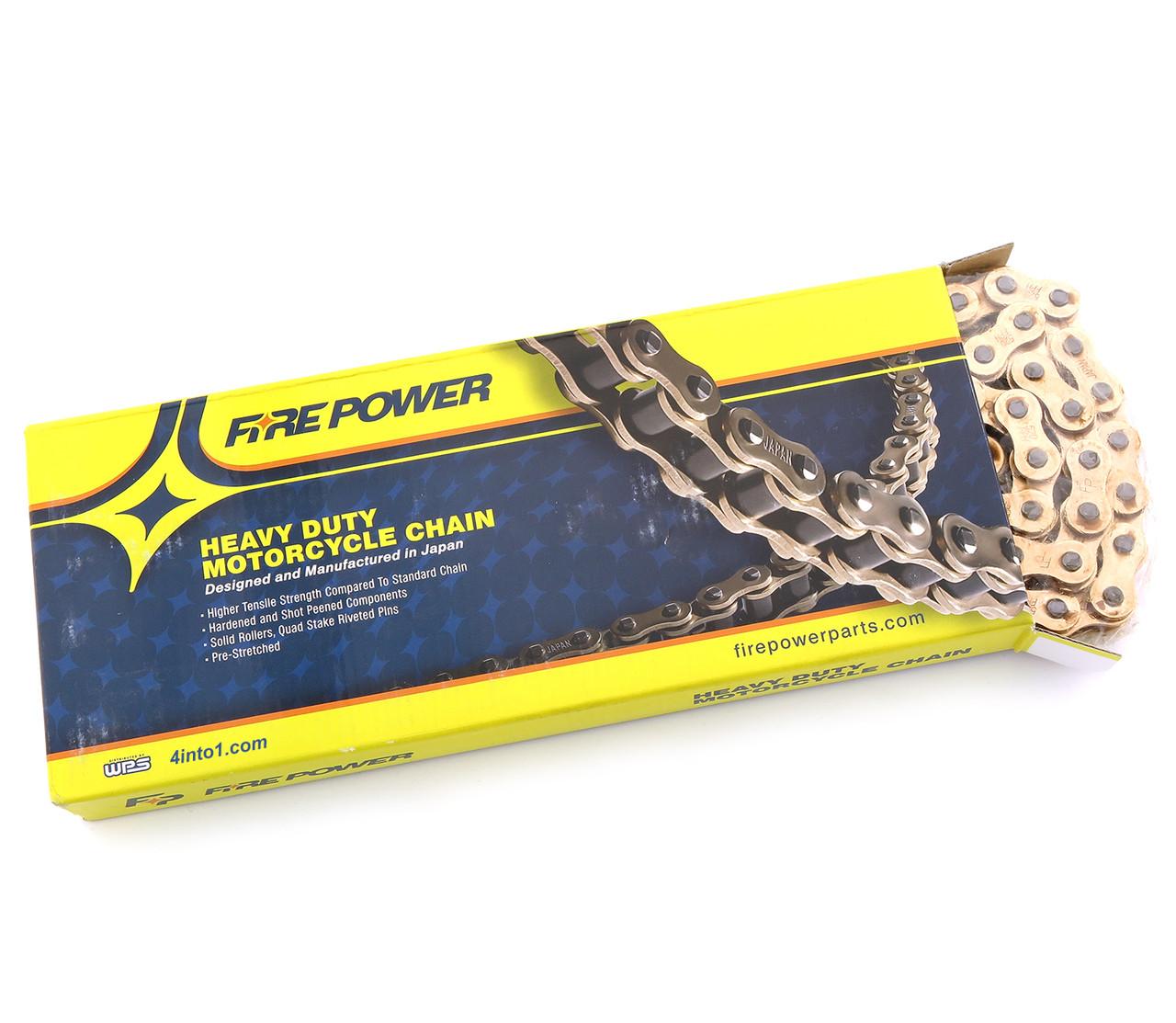 Gold 120 Link Fire Power 420FPS-120//G 420 Standard Chain