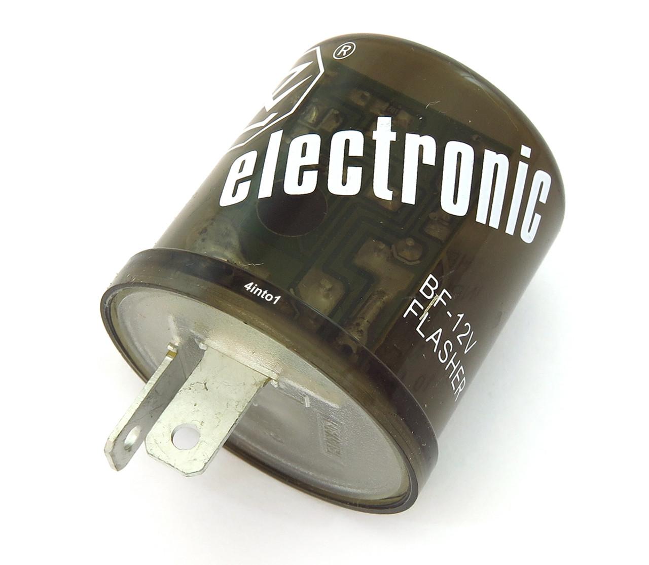 REL/É FRECCE ELETTRONICO LED JMT 12V 2 PIN