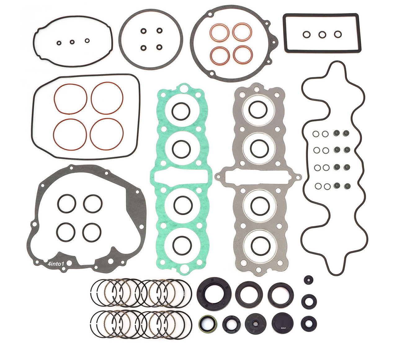 Twin 1974 Inlet Valve Stem Oil Seal Kit CD 175