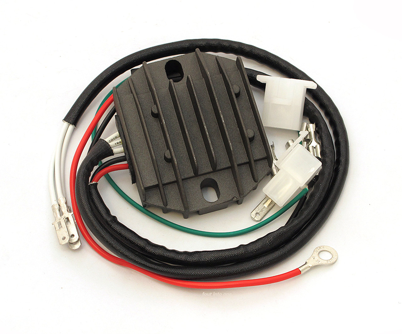 Compatible with Honda DOHC CB750 CB900 CB1100 Ricks Regulator//Rectifier Combo