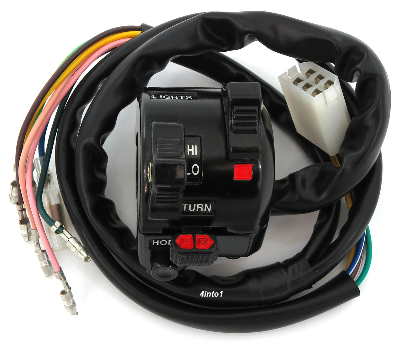 Single Shock Rear Brake Light Switch for 1978 Yamaha DT 125 E
