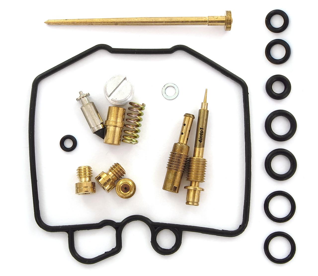 Deluxe Carburetor Rebuild Kit With Floats 1983-1986 Honda CB450SC Nighthawk