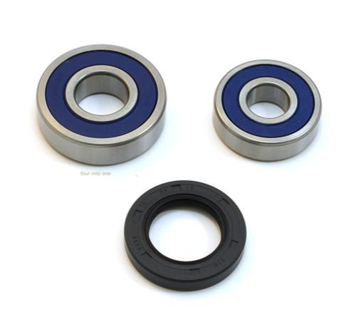 Rear Wheel Ball Bearings Seals Kit for Honda CR250R Interceptor 1978-1981