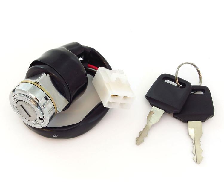 New Honda CB500 CB550 CB750 Ignition switch square plug 21-1221