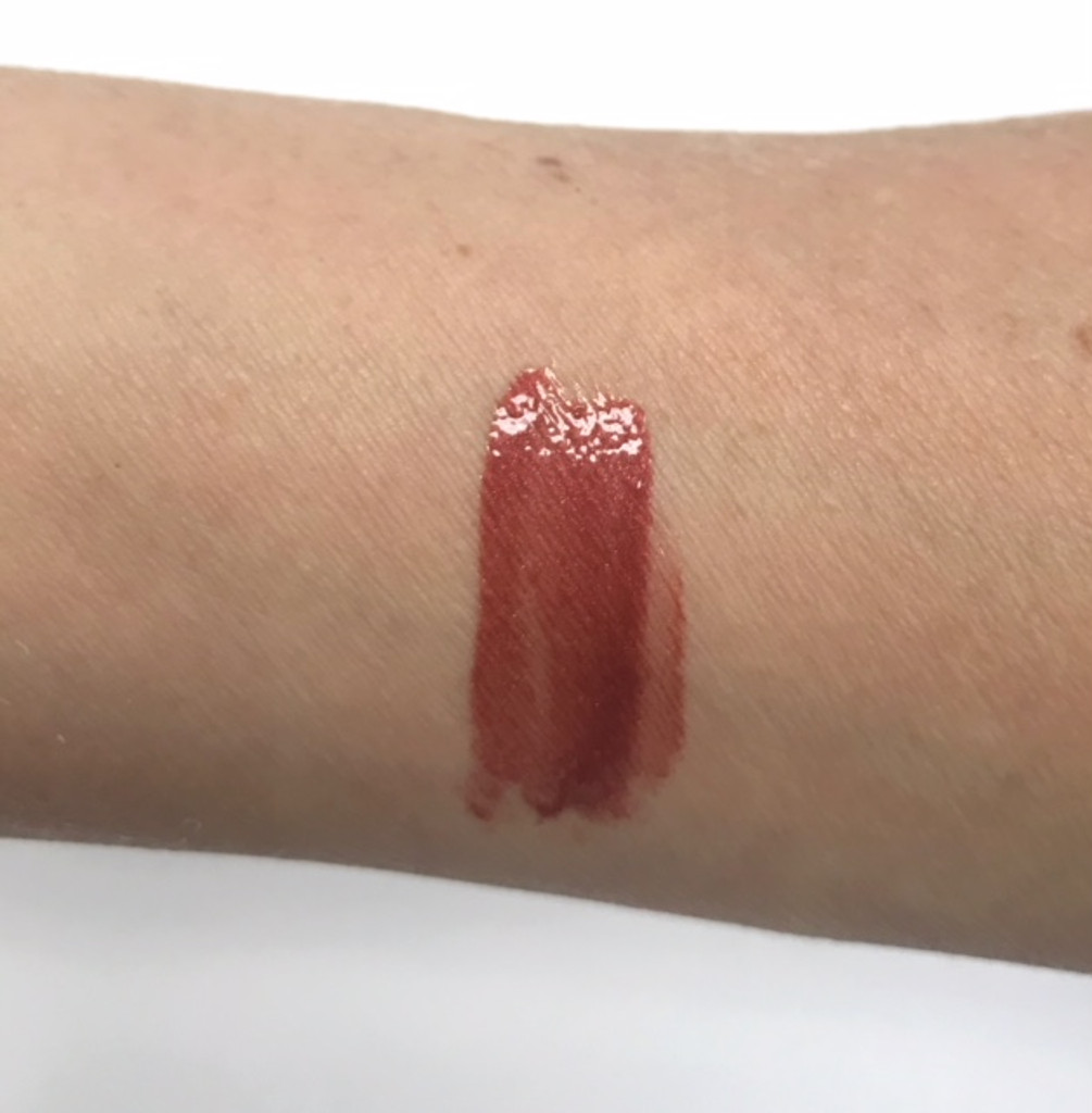 Osmosis Colour Lip Gloss - Cinnamon Kiss