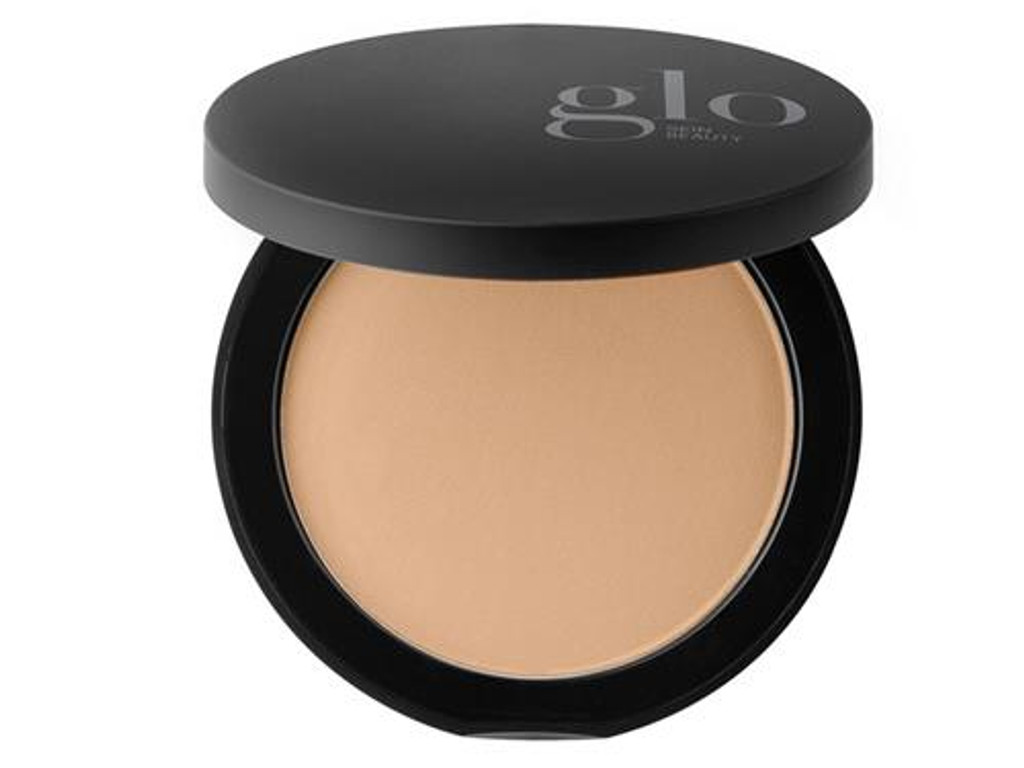 Glo Skin Beauty Pressed Base - Honey Medium