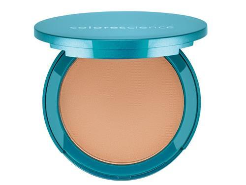 Colorescience Natural Finish Pressed Foundation SPF 20 - Medium Sand 12 g