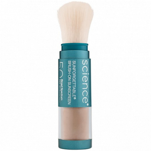 Colorescience Sunforgettable Total Protection Brush-On Shield SPF 50 -Tan