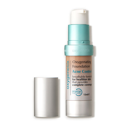Oxygenetix Oxygenating Foundation Acne Control - Walnut