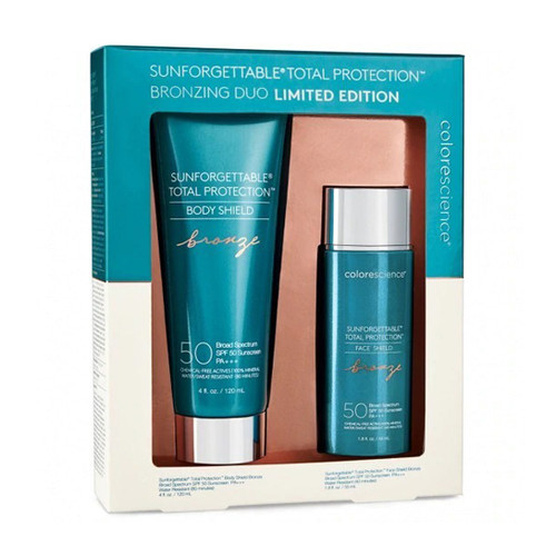 Colorescience Sunforgettable Total Protection Bronzing Duo