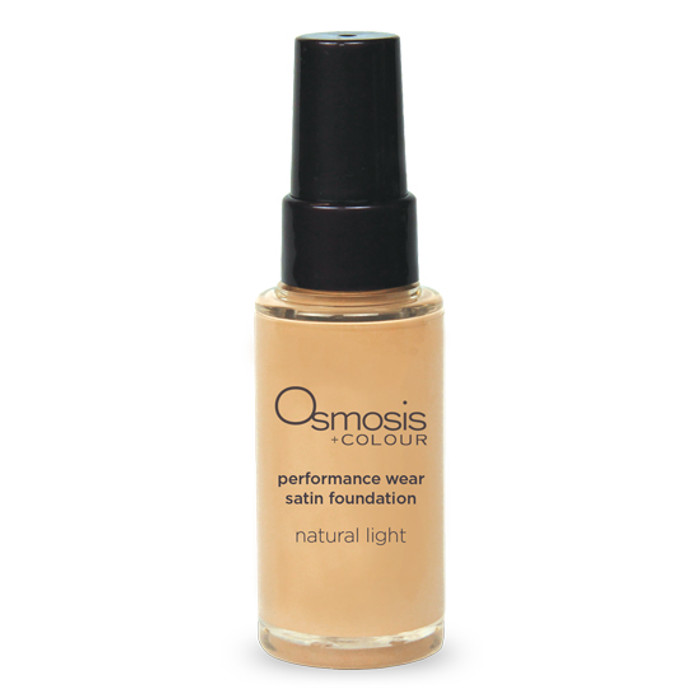 Osmosis Performance Wear Satin Foundation - Natural Light