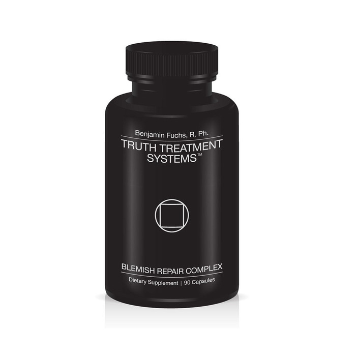 Truth Treatments Blemish Repair Complex Supplement