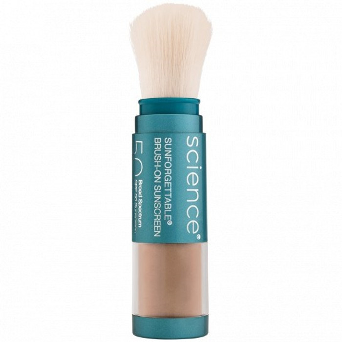 Colorescience Sunforgettable Total Protection Brush-On Shield SPF 50 - Deep