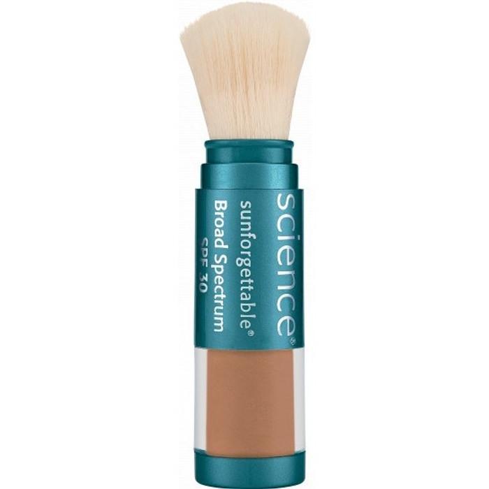 Colorescience Sunforgettable Mineral Sunscreen Brush SPF 30 - Deep