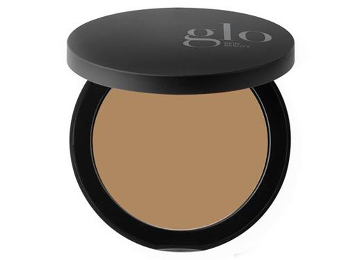Glo Skin Beauty Pressed Base - Honey Dark
