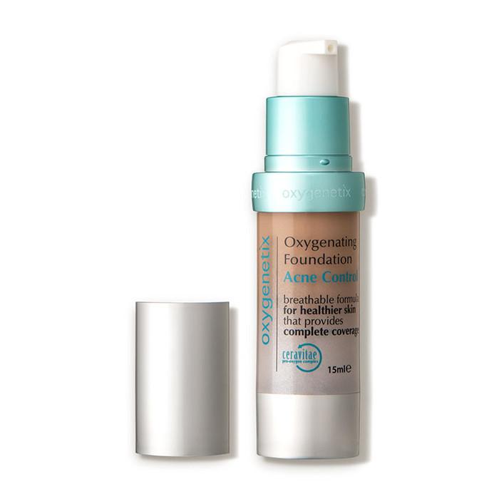 Oxygenetix Oxygenating Foundation Acne Control - Tawny