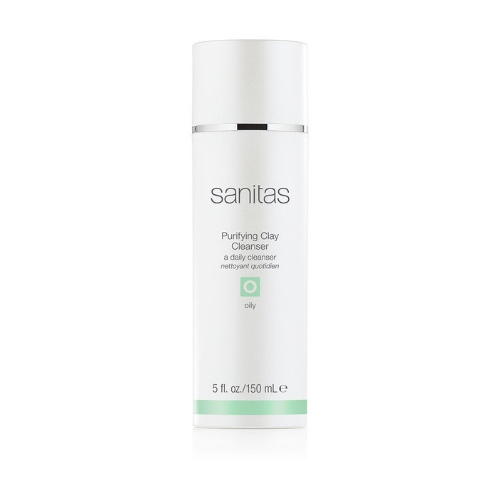Sanitas Skincare Purifying Clay Cleanser