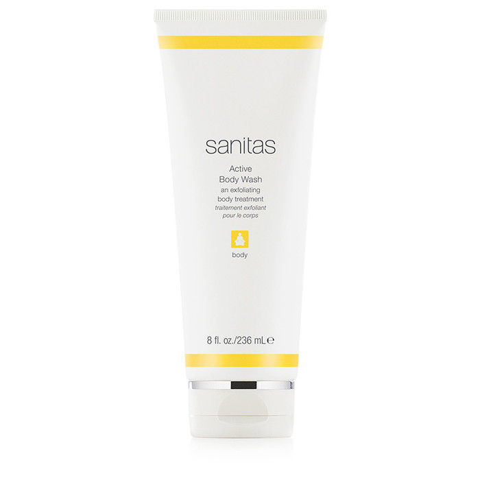 Sanitas Skincare Active Body Wash
