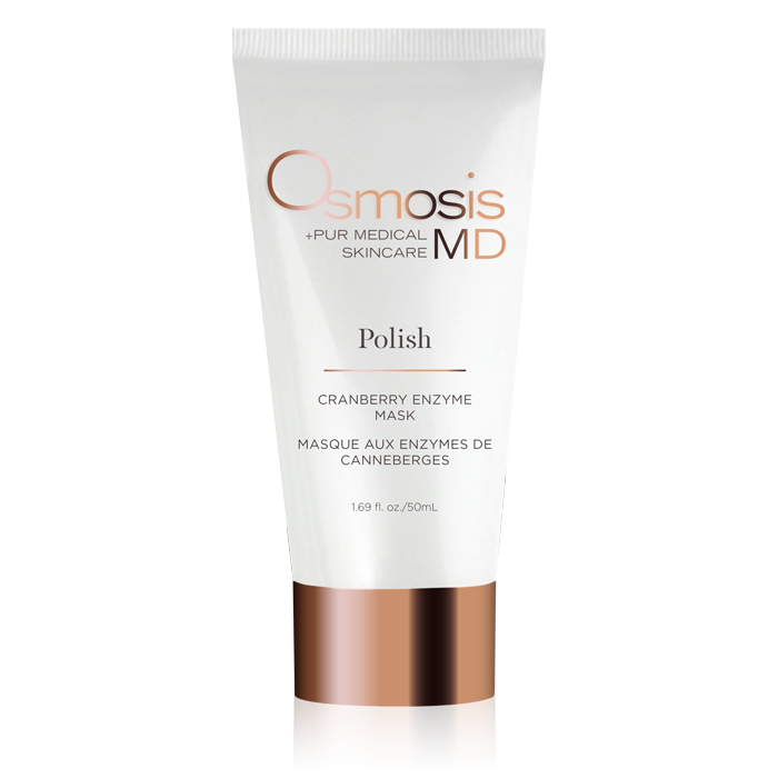 Osmosis Skincare MD Polish Cranberry Enzyme Mask