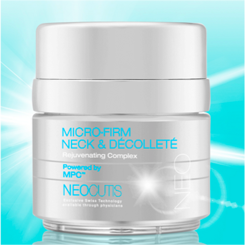 Premier Look:  the FIRST to carry NEOCUTIS MICRO ESSENTIALS