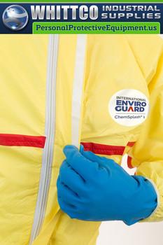ChemSplash 1 7012YT-M International Enviroguard PPE